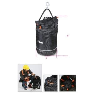 Taška na nářadí pro upevnění nářadí při práci ve výškách