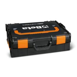 Prázdný kufr na nářadí COMBO vyrobený z ABS