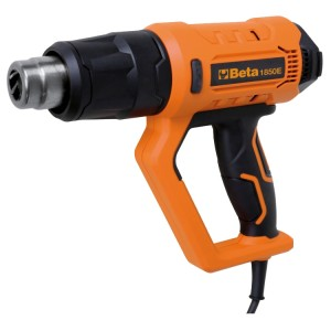Adjustable electronic heat gun