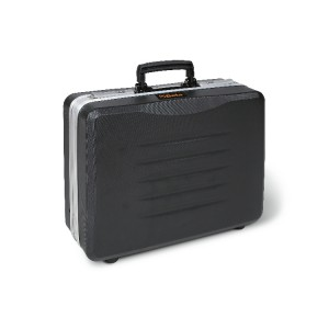 Tool case, made of polypropylene, empty