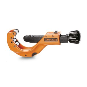 Telescopic pipe cutter, fast advance  for copper, light alloys and plastic pipes