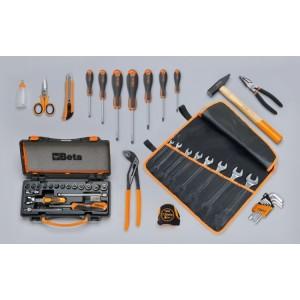 Assortment of 49 tools