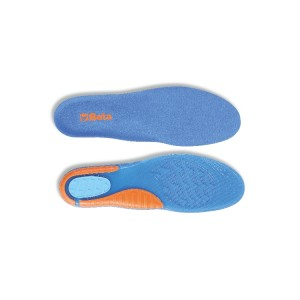 Anatomically shaped underfoot covers made of TPR GEL with high cushioning effect,  plantar arch support and heel pad