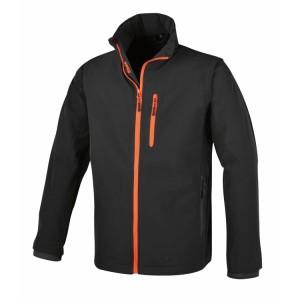 Stretch work jacket, lightweight, multipocket style