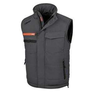 Sleeveless work jacket, with GRAPHENE padding, 80 g/m2