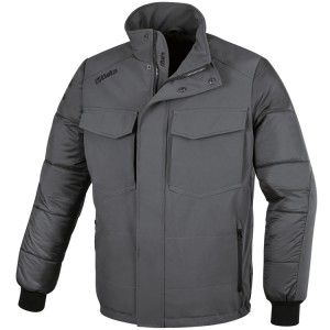 Work quilted jacket with GRAPHENE padding, 80 g/m2