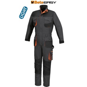 Work overalls, lightweight New design - Improved fit