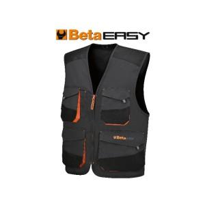 Sleeveless work jacket  New design - Improved fit