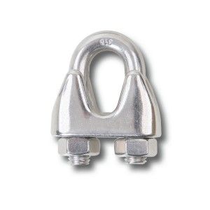 Wire rope clips AISI 316