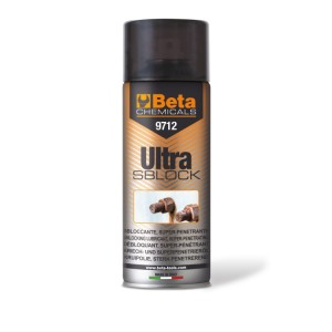 Unlocking lubricant, super-penetrating
