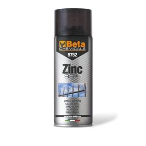 Clear zinc