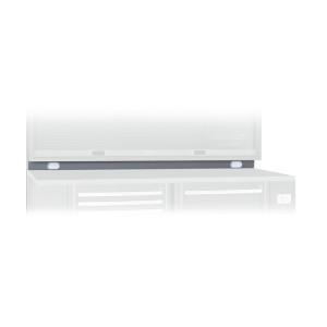 Profile, 2 m long, accommodating power sockets