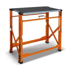 Folding workbench, Light version