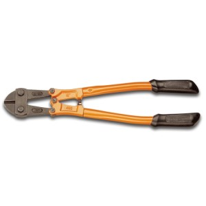 Bolt cutter phosphatized blades  and rubber grip handles