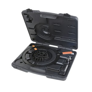 Tool set for aligning Ford dry dual clutches