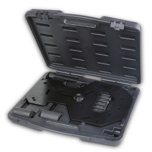 Removal/installation tool set for Powershift dual clutch transmission