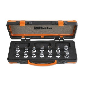 Assortment of 14 oil change tools
