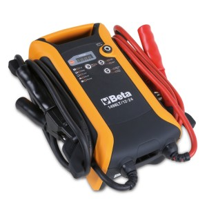 Portable high-performance starter,   12-24 V, ultralightweight,  suitable for use on cars, commercial vehicles and trucks