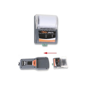 Mini thermal printer for tester item 1498TB/12