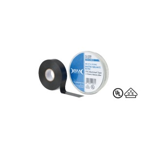 PVC electrical tape for extreme temperatures