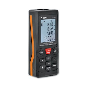 Laser distance meter, multipurpose, 80 m