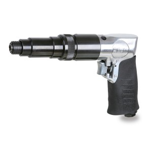 Reversible air screwdriver