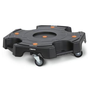Wheel handling base