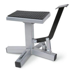 Pedal stand for  cross/enduro motorcycles