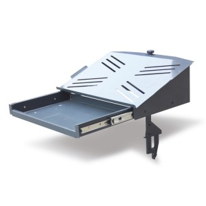 Computer bracket for mobile roller cab item C37