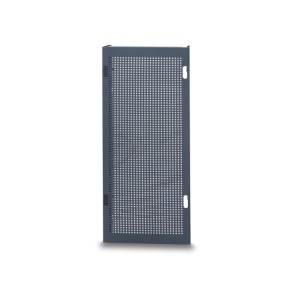 Perforated side panel for mobile roller cab item C37