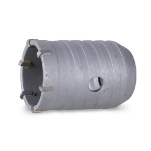 Hole cutters for building materials