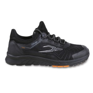 0-Gravity occupational shoe, ultralightweight, made of mesh fabric, water-repellent