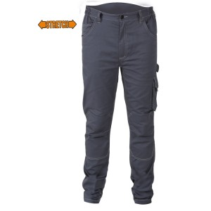Stretch work trousers Slim fit