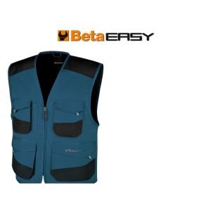 Sleeveless work jacket