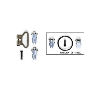 Safety locks, pins and stops for hand LEVER hoists 8146C-8146