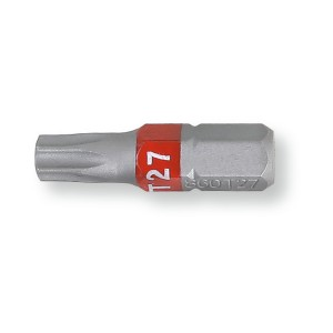 Bits for Torx® head screws, coloured