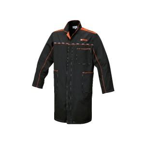Work jacket, polyester/cotton