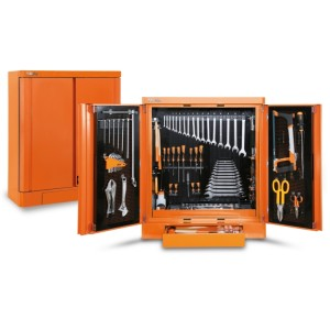Cargo tool cabinets