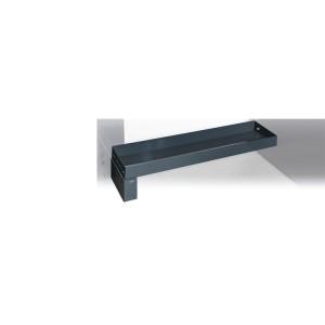 Lower workbench bracket, 0.8 m long