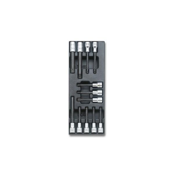 Beta Tools 920Tx-Socket Drivers For Torx Head Screws T70L Torx