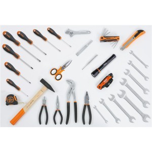 Συλλογή με 35 εργαλεία