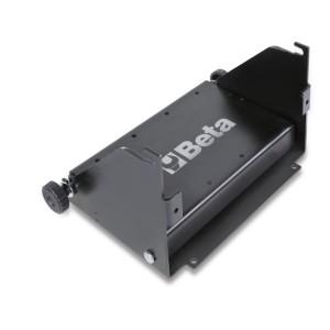 Περιστρεφόμενη υποστήριξη για ηλεκτρονική ζυγοστάθμιση τροχών χειροκίνητης περιστροφής, φορητή 3070BE