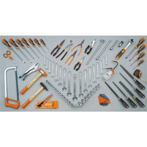 συλλογή με 85 εργαλεία