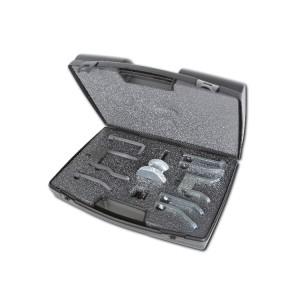 Surtido de herramientas para extracción de inyectores Denso con masa batiente
