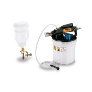 Herramienta para extracción líquido frenos