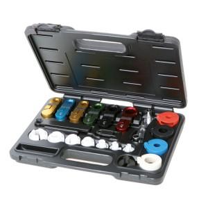 Kit para la separación de uniones en instalaciones de acondicionamiento, alimentación y lubricación