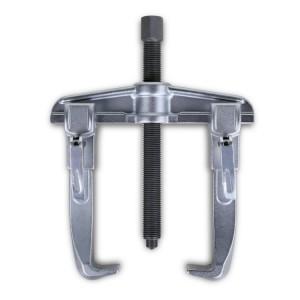 Extractores universales  de dos patas con ajuste y cierre rápido de las patas