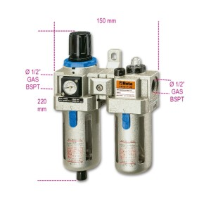 Filtro regulador lubricador