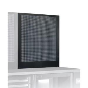 Panel perforado autoportante de 0,8 metros para taller