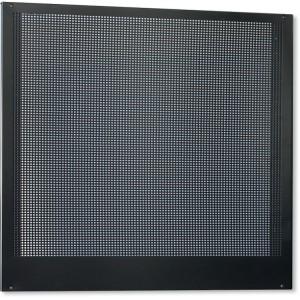 Panel perforado autoportante de 1 metro para taller